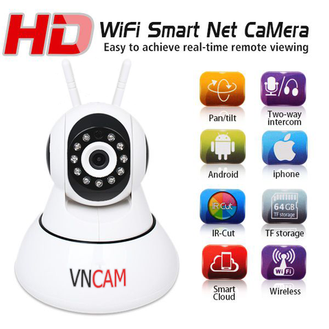 CAMERA IP WIRELESS VNCAM