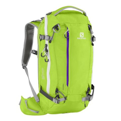Salomon Quest 15 Backpack Green
