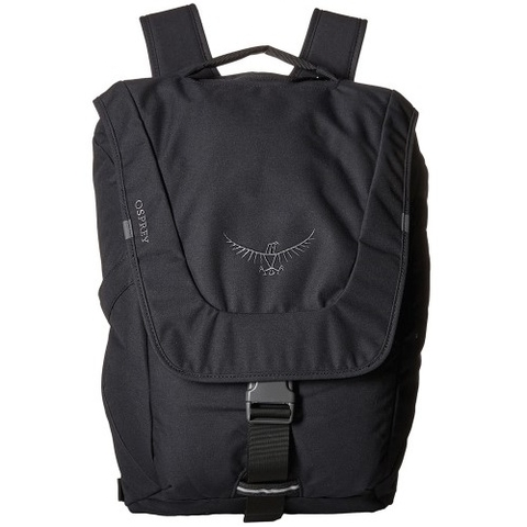 Osprey FlapJack Pack Backpack Black