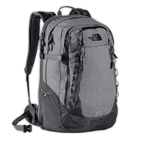 The North Face Router Transit 2014 Backpack Grey