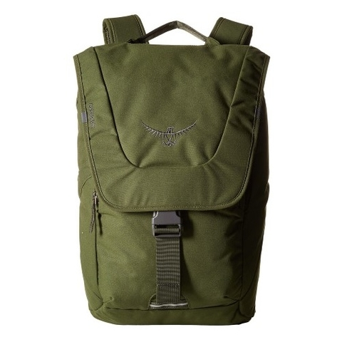 Osprey FlapJack Pack Backpack Green