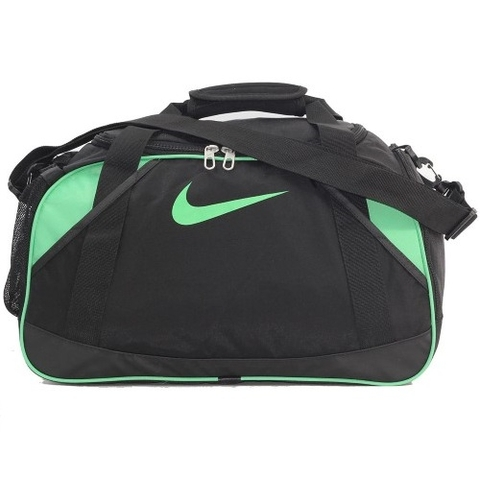 Nike Livestrong Duffel Bag Black Green
