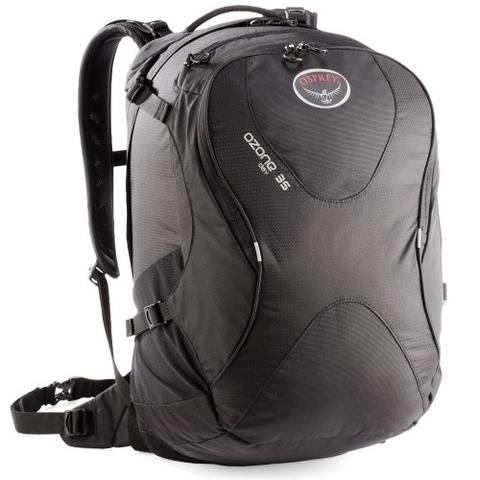 Osprey Ozone 35 Travel Pack Black