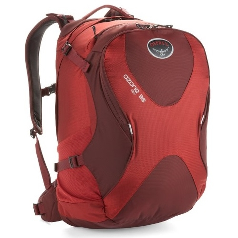 Osprey Ozone 35 Travel Pack Red