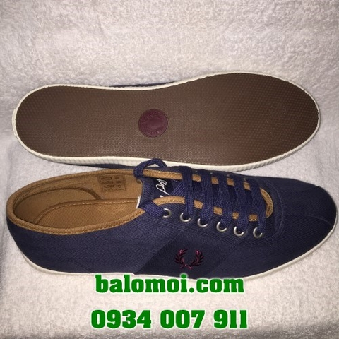 Fred Perry Hayes Navy