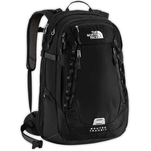 The North Face Router Transit 2014 Backpack Black