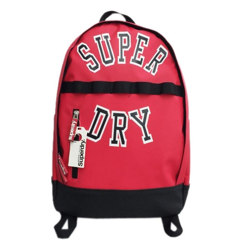 Superdry League Montana Backpack Red