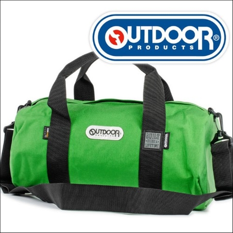 Outdoor Casual Duffel Bag Green