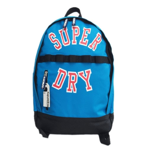Superdry League Montana Backpack Blue