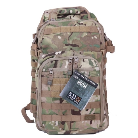 5.11 Tactical All Hazards Prime Multicam