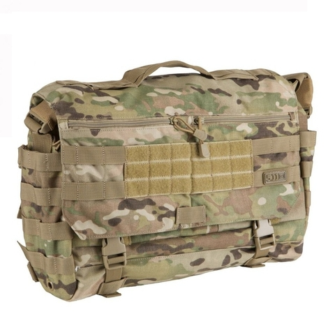 5.11 Tactical Rush Delivery Messenger Bag Multicam