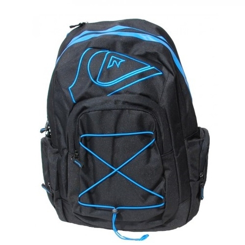 Quiksilver Big Nap Shacked Backpack Black/Blue