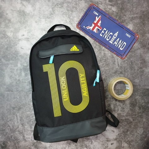 Adidas Messi Backpack Black/Yellow