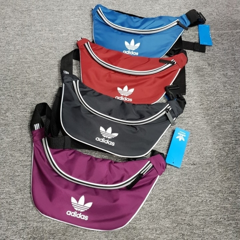 Adidas Originals Bum Bag Purple