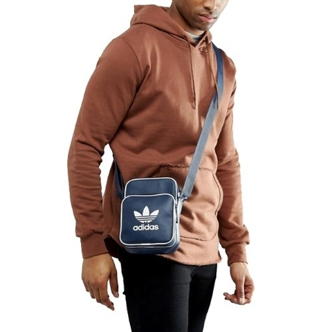 Adidas Originals Classic Bag Mini Navy BK2131