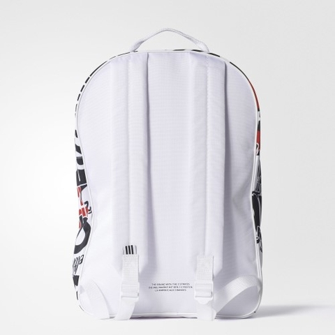 Adidas Originals Classic Trefoil Graphic Backpack BP7316