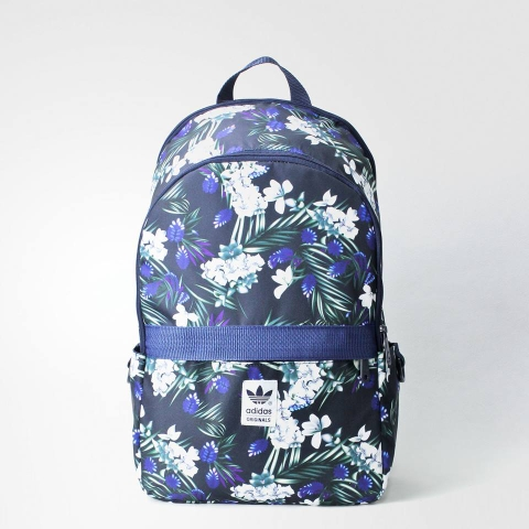 Adidas Originals Dark Floral Backpack