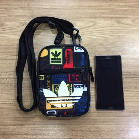 Adidas Originals Festival Bag Multicolor