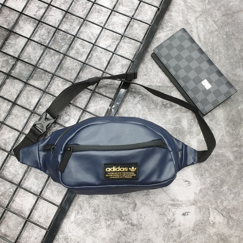 Adidas Originals National Waist Pack Navy