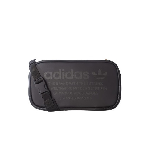 Adidas Originals NMD Cross Body Bag Black BK6852