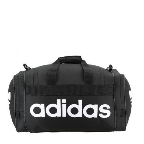 Adidas Originals Santiago Duffel Bag Black/White