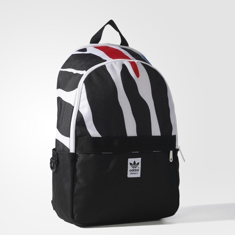Adidas Originals Zebra Print Backpack