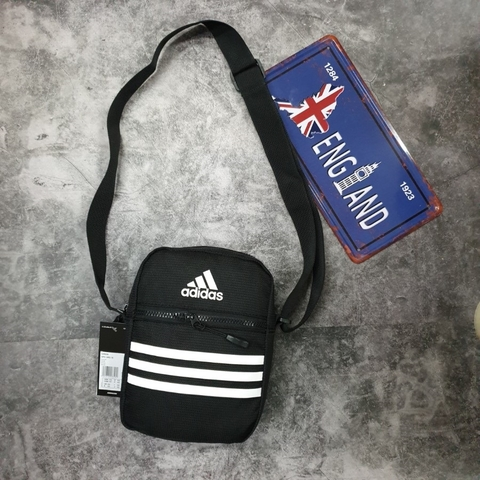 Adidas Shoulder Bag Black