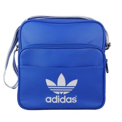 Adidas Originals Sir Bag Adicolor Blue/White
