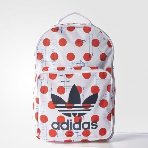 Adidas Women Originals Dots Classic Backpack