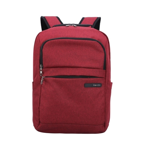 Balo Laptop Balos Opal Red