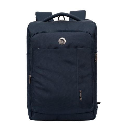 Balo Laptop Mikkor The Ace Navy