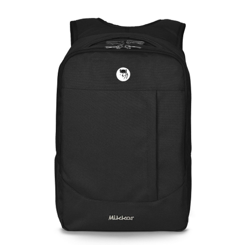 Balo Laptop Mikkor The Arthur Premier Black
