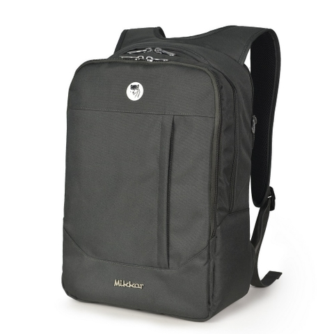 Balo Laptop Mikkor The Arthur Premier Charcoal