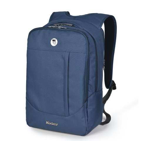 Balo Laptop Mikkor The Arthur Premier Navy