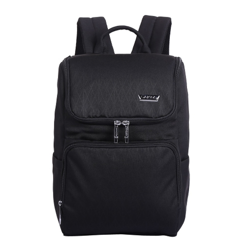 Balo Laptop Sakos Wayvie Black