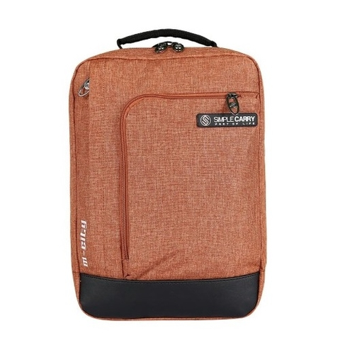 Simplecarry M-City Brown