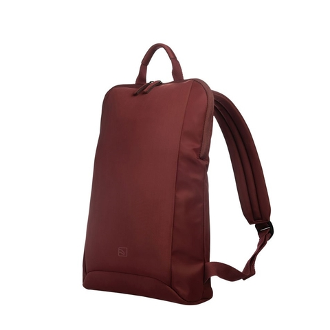 Balo Tucano Flat Medium Burgundy
