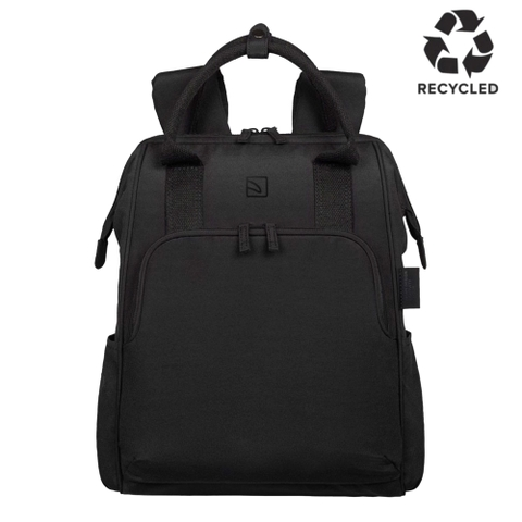Balo Tucano Recycled Ampio Eco Black
