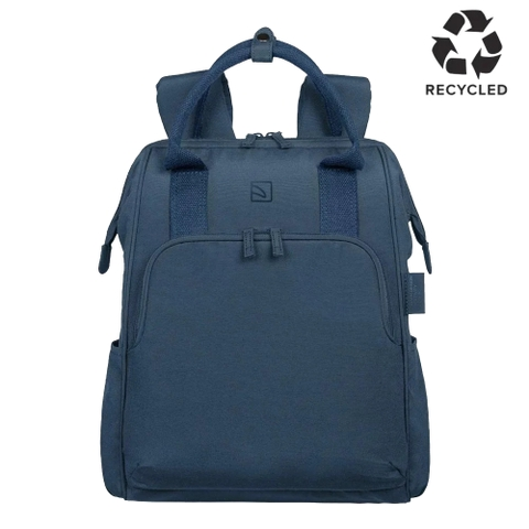 Balo Tucano Recycled Ampio Eco Blue