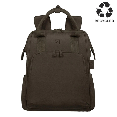 Balo Tucano Recycled Ampio Eco Military Green