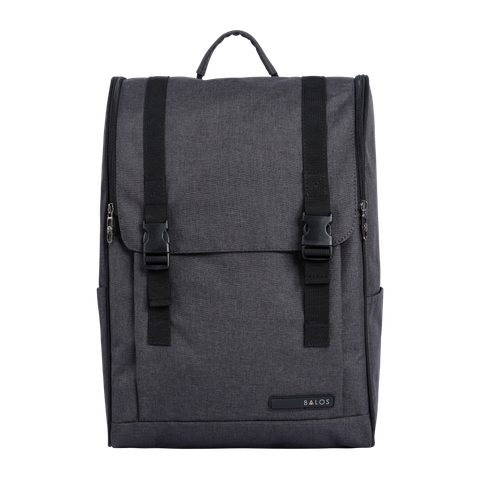 Balo Laptop Balos Forway D.Grey