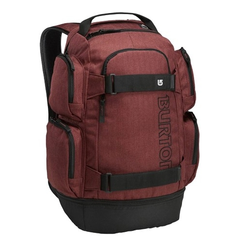 Burton Distortion Backpack Plum