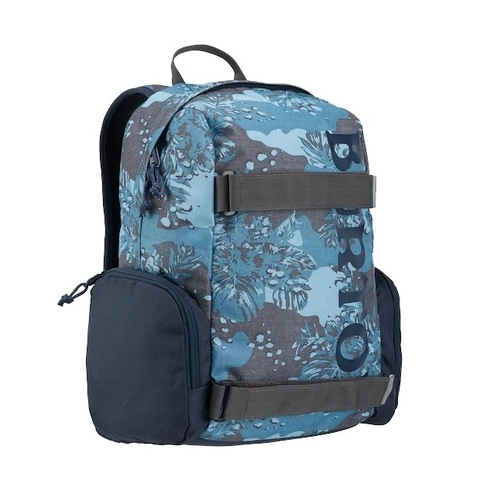 Burton Kids' Emphasis Backpack Saxony Blue