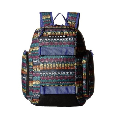 Burton Youth Metal Head Backpack Figaro Stripe Print