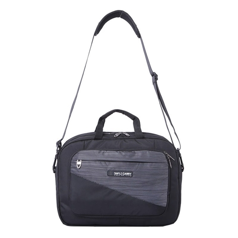 Cặp Laptop Simplecarry P Messenger Black