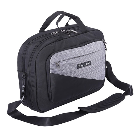 Cặp Laptop Simplecarry P Messenger Grey