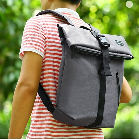 Cartinoe Freeman Backpack Dark Grey