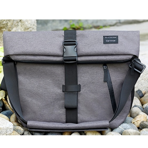 Cartinoe Freeman Bag Dark Grey