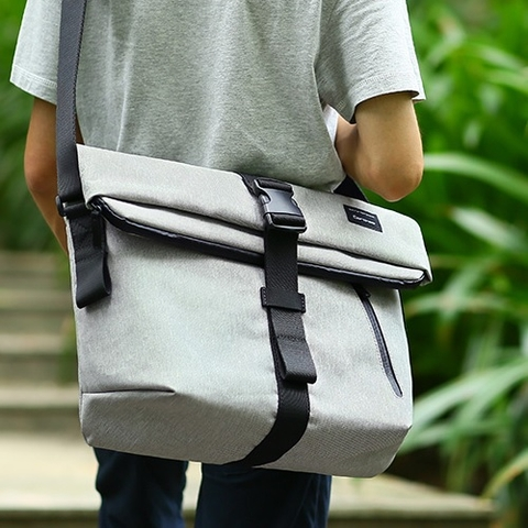 Cartinoe Freeman Bag Grey