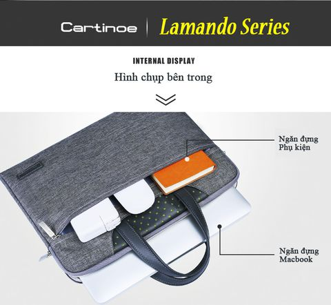 Cartinoe Lamando Series Black